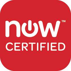 now-certified