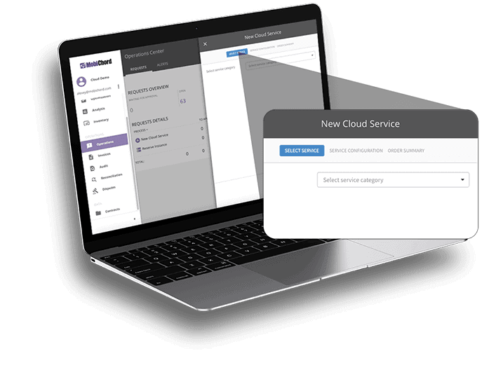 MobiChord Cloud Cost Management