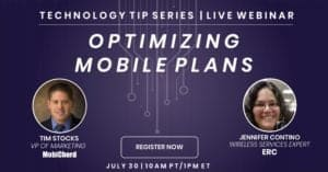 Significantly Reduce Costs with Effective Mobile Plan Management