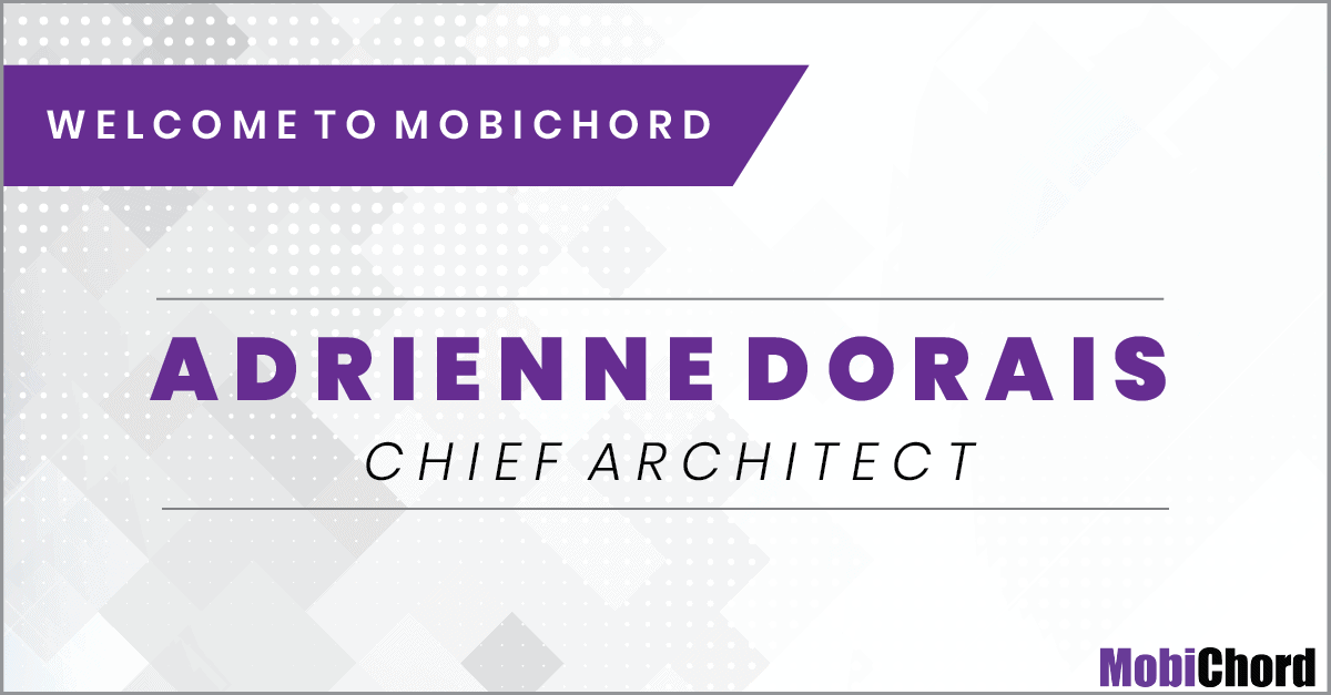 MobiChord Names New Chief Architect