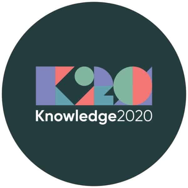 Join MobiChord at Knowledge 2020